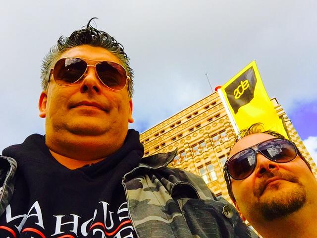 Dj Solveg & Nicola-S ADE Amsterdam